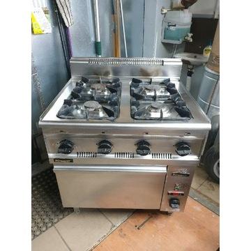 Kuchnia gazowa z piekarnikiem gazowym