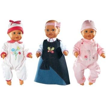 Ubranka dla lalek  cena za komplet 3 szt. 42-48 cm