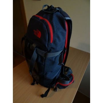 The North Face SLACKPACK 20l Fiery Red TNF Black