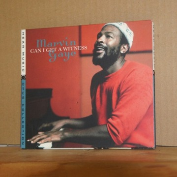 cd315. MARVIN GAYE CAN I GET A WITNESS