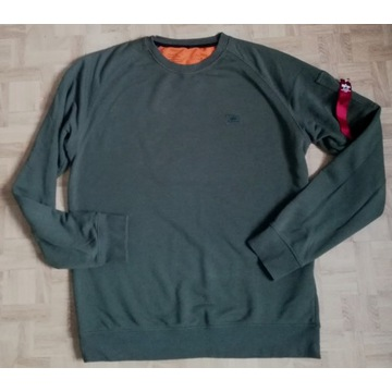 ALPHA INDUSTRIES bluza rozm XL/XXL