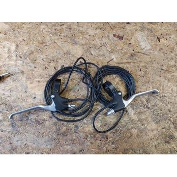 Klamki do roweru elektrycznego
