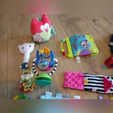 Zestaw zabawek niemowlak Fischer Price Skip Hop