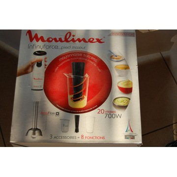 Moulinex MIKSER blender do majonezu 700 W