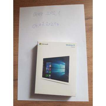 Windows 10 BOX. Polska wersja. Zafoliowany. NOWY