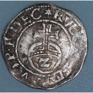 1/2 batzen 1594, Nassau; rzadkie