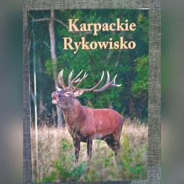 """Książka """"Karpackie Rykowisko"""""""