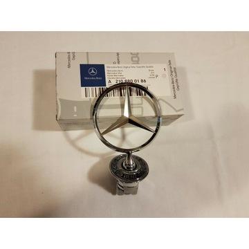 Oryginalna Gwiazda , Emblemat Mercedes-benz MASKA