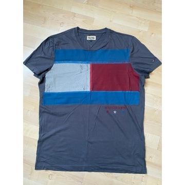 Tommy Hilfiger, męski T-shirt koszulka