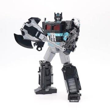 Transformers STUDIO SERIES ,SIEGE OPTIMUS PRIME