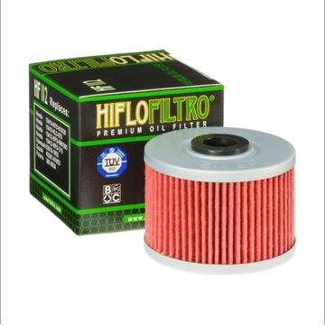 Filtr oleju HiloFiltro HF112
