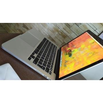 MacBook Pro 13 Retina LATE 2013 - tylko 275 cykli