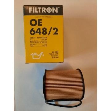 FILTR OLEJU OE648/2 FILTRON