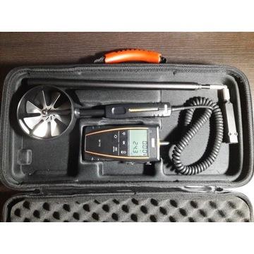 Kimo LV 110 S Termoanemometr  wiatraczkowy 100 mm