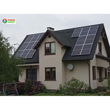 Fotowoltaika 4,5 kW z montażem Piaseczno