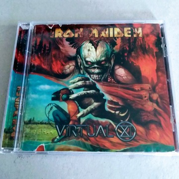 "IRON MAIDEN - ""Virtual XI"" CD"