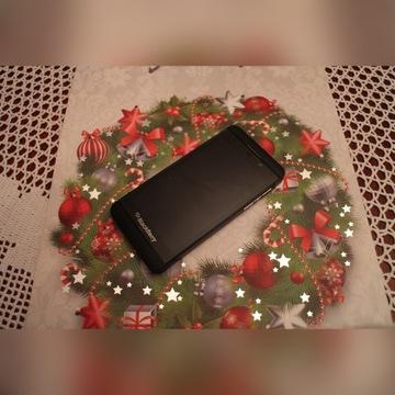 Smartfon BlackBerry Z10 czarny 16 GB