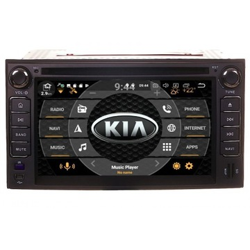 Radio Nawigacja Kia Ceed I 06-09 Android 10 16GB