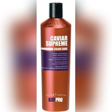 KAYPRO Caviar Szampon z kawiorem chroni kolor 350