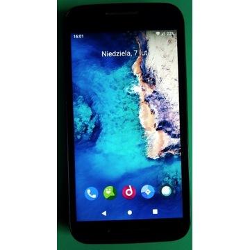 Motorola Moto G3 ANDROID 10 LTE Czarny ROOTOWANY