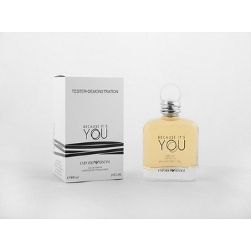 GIORGIO ARMANI EMPORIO BECAUSE IT'S YOU 100ml EDP