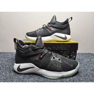 Nike Jordan - PG 2 Black White Solar Red R.41