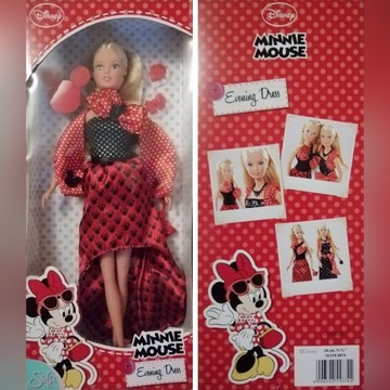 Lalka Barbi,lalka Steffi,lalka Disney