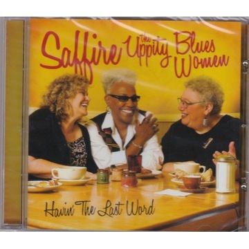Saffire - The Uppity Blues Women CD
