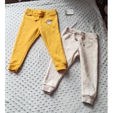 Spodnie dresowe dresy Primark 92 18-24 miesiące