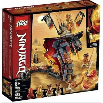 Lego Ninjago Ognisty kieł 70674