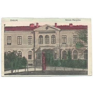 Chełm Szkoła Maryjska