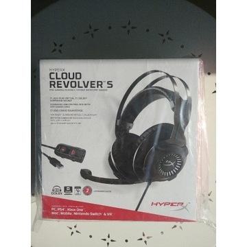 Słuchawki 7.1 Hyperx Cloud Revolver S