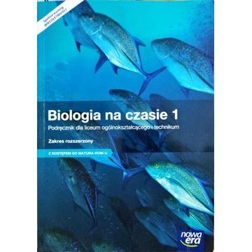 Biologia na czasie Podręcznik ZR Nowa Era