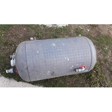 Bojler 100l Elektrometr dwupłaszczowy z wężownicą