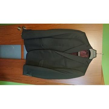 Garnitur + koszule + paski + muszka + krawat