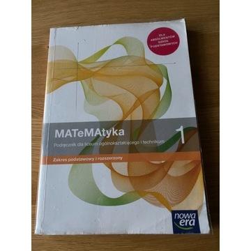 Podręcznik do matematyki zakres podst. I rozsz. 1