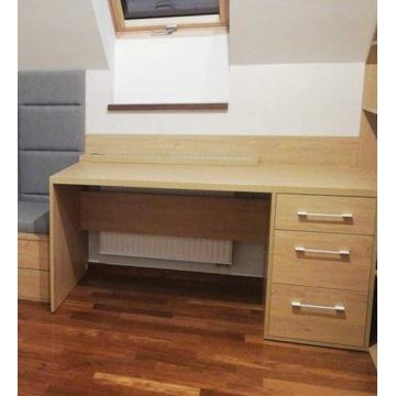 Piękne duże biurko