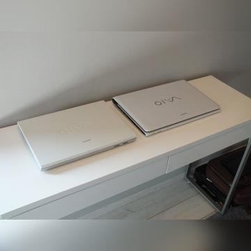 Sprzedam dwa laptopy Sony Vaio, 2005 i 2015