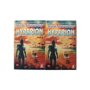 Hyperion tom I - II Dan Simmons