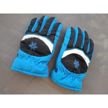 Rękawiczki ocieplane ok.10 lat