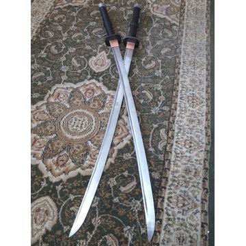 Katana ręcznie kuta miecz samurajski