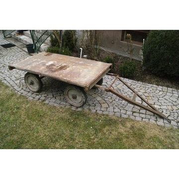 Przyczepa do wózka widłowego - platforma