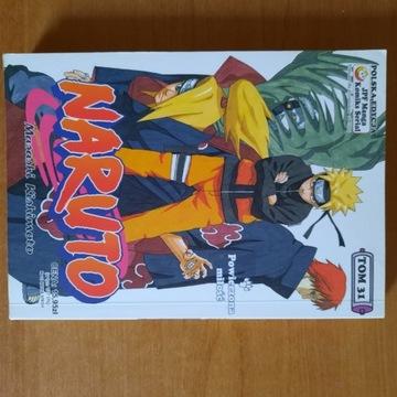 Naruto manga tom 31