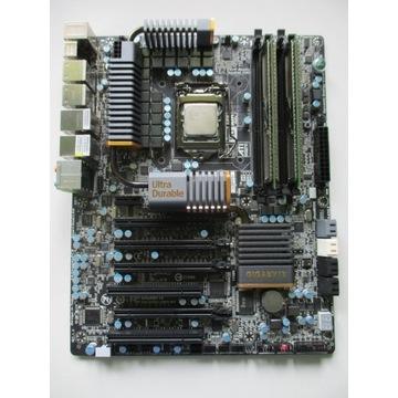 Z68X-UD7-B3 + I5 2500K + OCZ 2x2 GB *USZKODZONY*