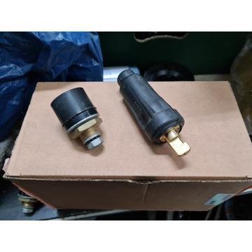 Łącznik przewodów spawalniczych Pomet P60 160