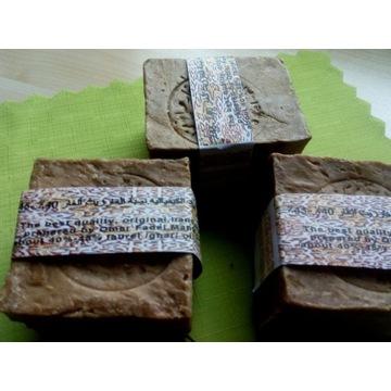 Mydlo oliwkowe z Aleppo,40-45%olej laurowy,200gr