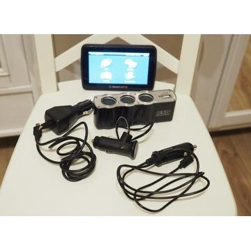 Nawigacja samochodowa Smart GPS model SG600