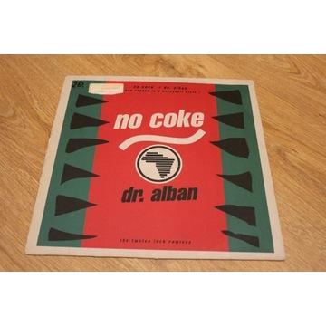 Dr. Alban - No Coke The Twelve Inch Remixes LP