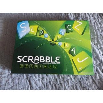 Scrabble gra planszowa