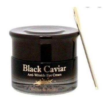 Holika Holika Black Caviar luksusowy krem pod oczy